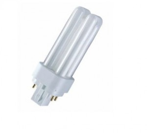 Œwietlówka kompaktowa niezintegrowana OXY D/E G24q-1 13W (830) - OXYLIGHT