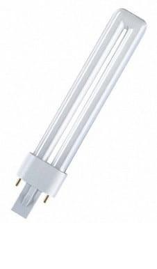 Œwietlówka kompaktowa niezintegrowana OXY S G23 9W (840) - OXYLIGHT