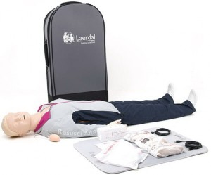 Fantom Resusci Anne QCPR Full Body (bez panelu) BOXMET MEDICAL 171-01250