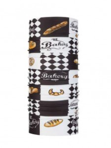 Chusta Chef Collection Patterned Bakery Multi Buff - BUFF